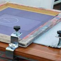 screen printing and sheet metal fabrication